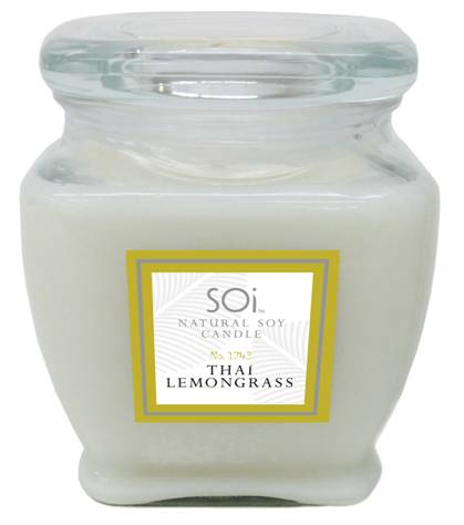 The Soi Company Thai Lemongrass Candle