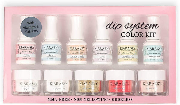 Kiara Sky - Dip System Color Starter Kit