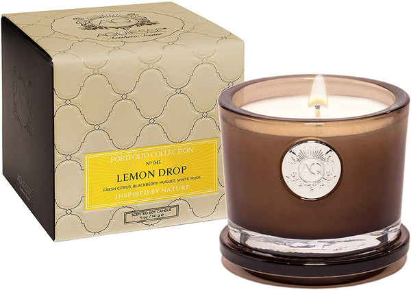 Aquiesse Lemon Drop Candle 5 oz
