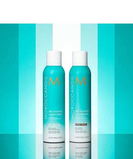 Moroccanoil Dry Shampoo Light 205 ml
