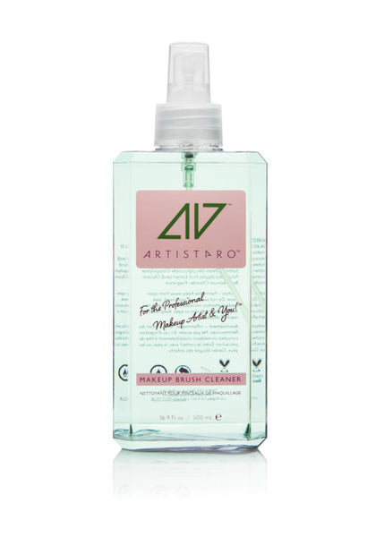 Artistpro Professional Makeup Brush Cleaner and Sanitizer - Sea Cucumber 16.9 oz