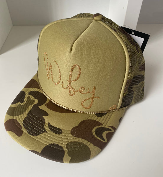 "Mother Trucker & co. ""Wifey"" Hat"