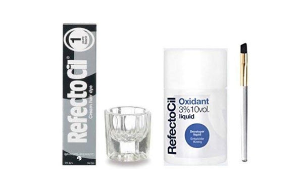 Refectocil Color Kit - Pure Black