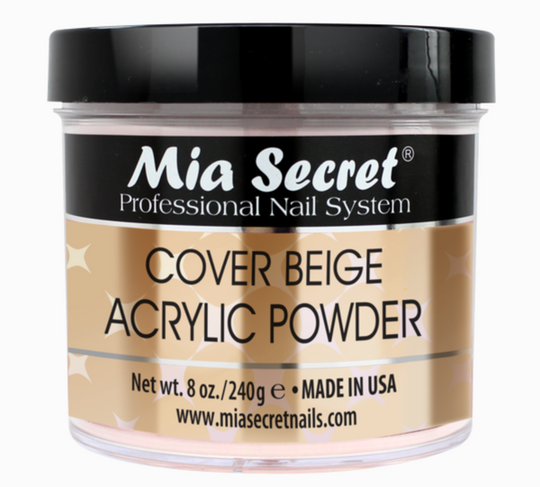 Mia Secret - Cover Beige Acrylic Powder 8 oz
