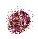 Kiara Sky - Sprinkle on Glitter Dip Powder - Sequin Party 1 oz