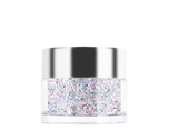 Kiara Sky - Sprinkle on Glitter Dip Powder - Milky Way 1 oz