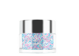 Kiara Sky - Sprinkle on Glitter Dip Powder - 80'S Groove 1 oz
