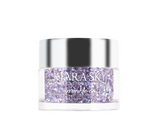 Kiara Sky - Sprinkle on Glitter Dip Powder - Villain 1 oz