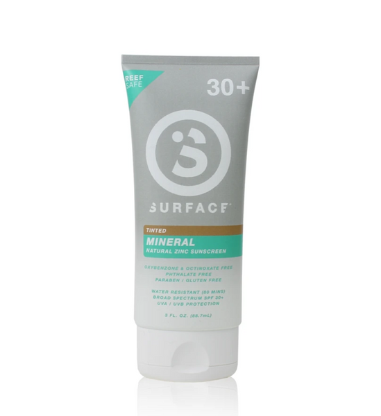 Surface SPF 30 Tinted Mineral Sunscreen Lotion 3 oz