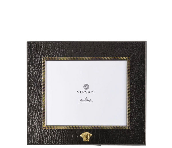 Versace VHF3 Black Picture Frame 8 x 10 Inch
