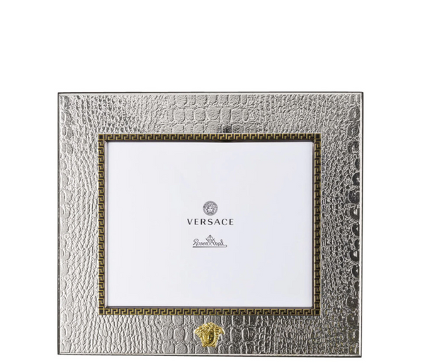 Versace VHF3 Silver Picture Frame 8 x 10 Inch