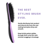 Curl Keeper Styling Brush