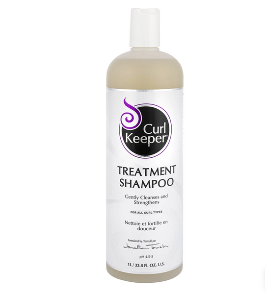 Curl Keeper Treatment Shampoo 33.8