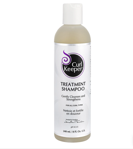 Curl Keeper Treatment Shampoo 8 oz