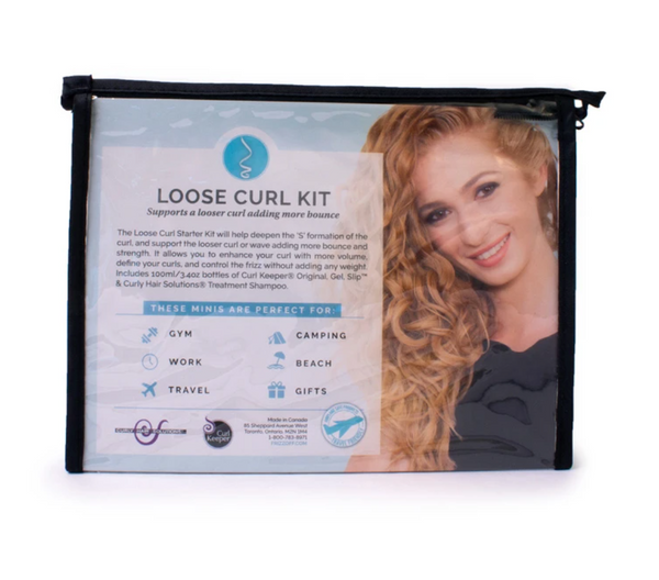 Curl Keeper Loose Curl Kit