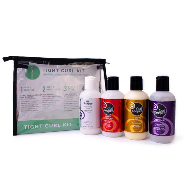 Curl Keeper Tight Curl Kit