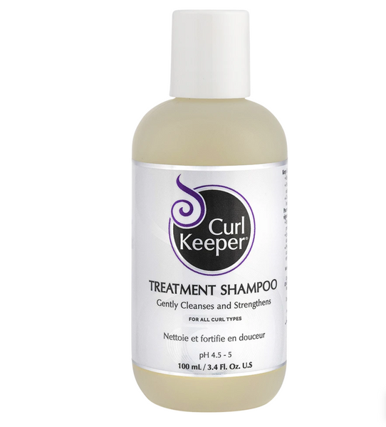 Curl Keeper Treatment Shampoo 3.4 oz