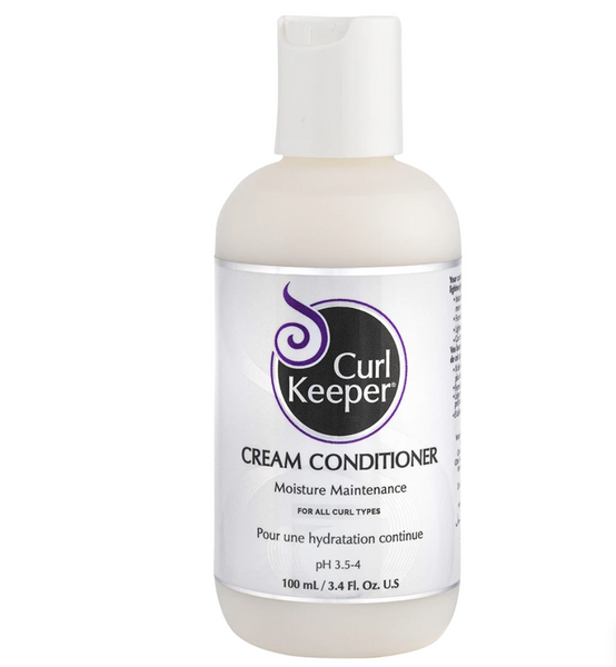 Curl Keeper Cream Conditioner 3.4 oz