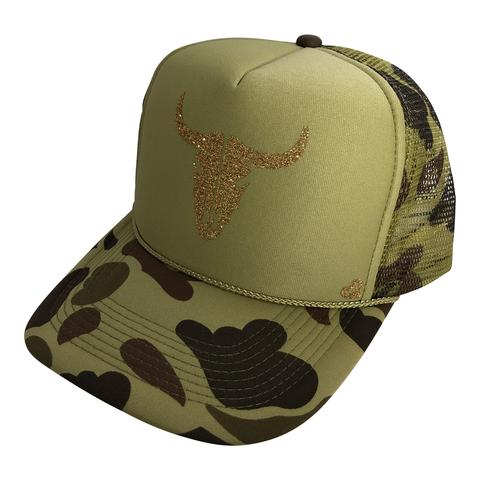 "Mother Trucker ""Bull Horn"" Hat"
