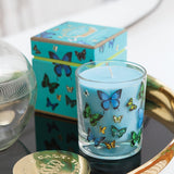 Portus Cale Butterflies Candle
