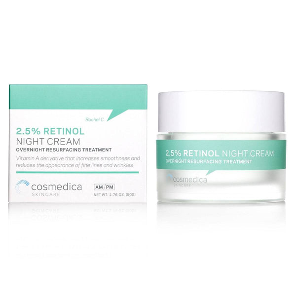 Cosmedica 2.5% Retinol Facial Night Cream