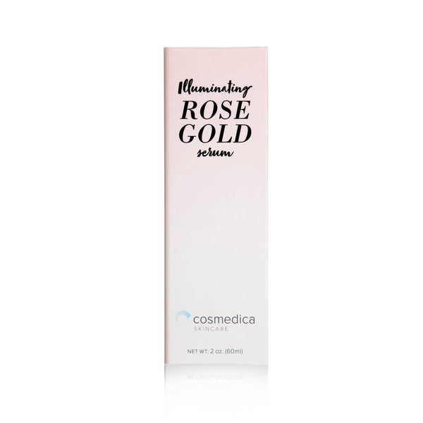 Cosmedica Illuminating Rose Gold Facial Serum