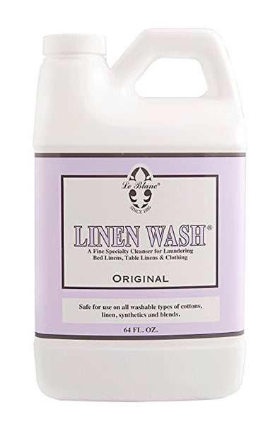 Le Blanc Original Linen Wash®, 64 oz.