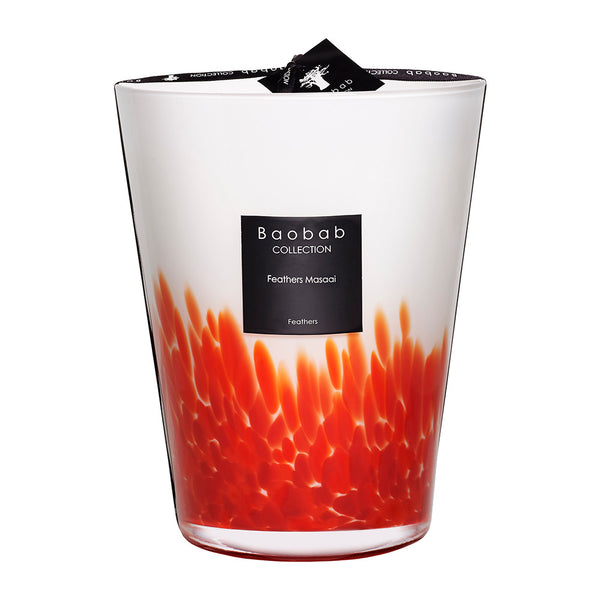 Baobab Collection - Feathers Masaai Max 24 Candle