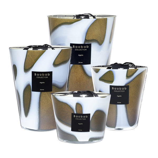 Baobab Collection - Stones Agate Max 16 Candle