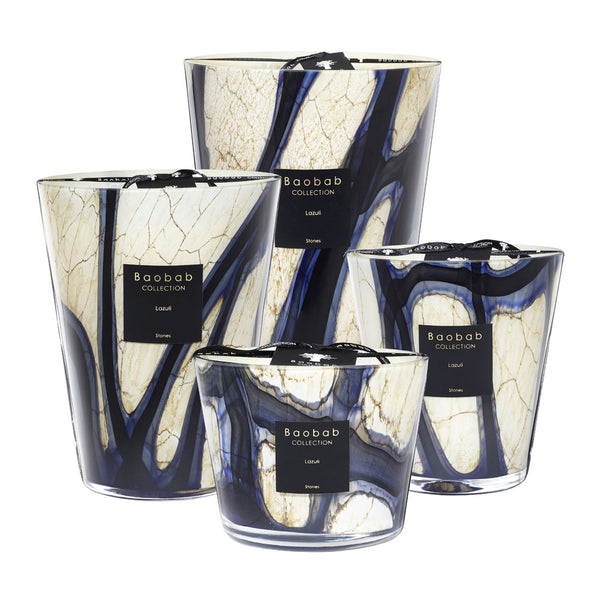 Baobab Collection - Stones Lazuli Max 16 Candle
