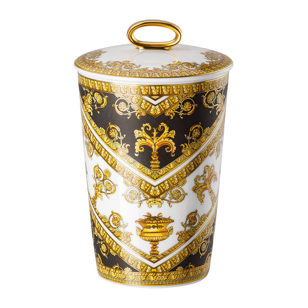 Versace I Love Baroque Porcelain Scented Votive