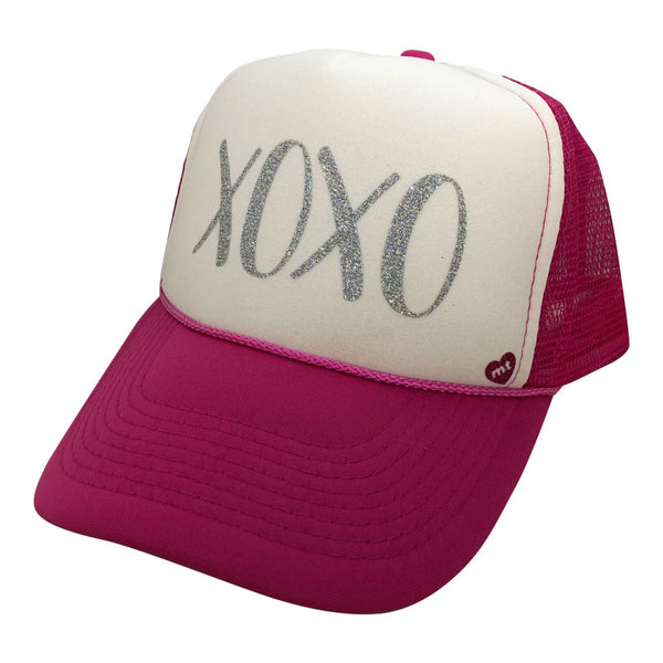"Mother Trucker ""XOXO"" Hat"