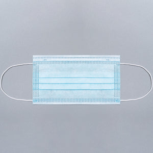 3 Layer Face Mask Disposable Protective Face Cover 50 Pieces/Pack ITEM NO: EMF2