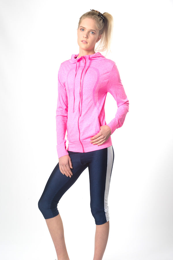 Workout Tops Long Sleeve  Cut Workout Top #EM180015