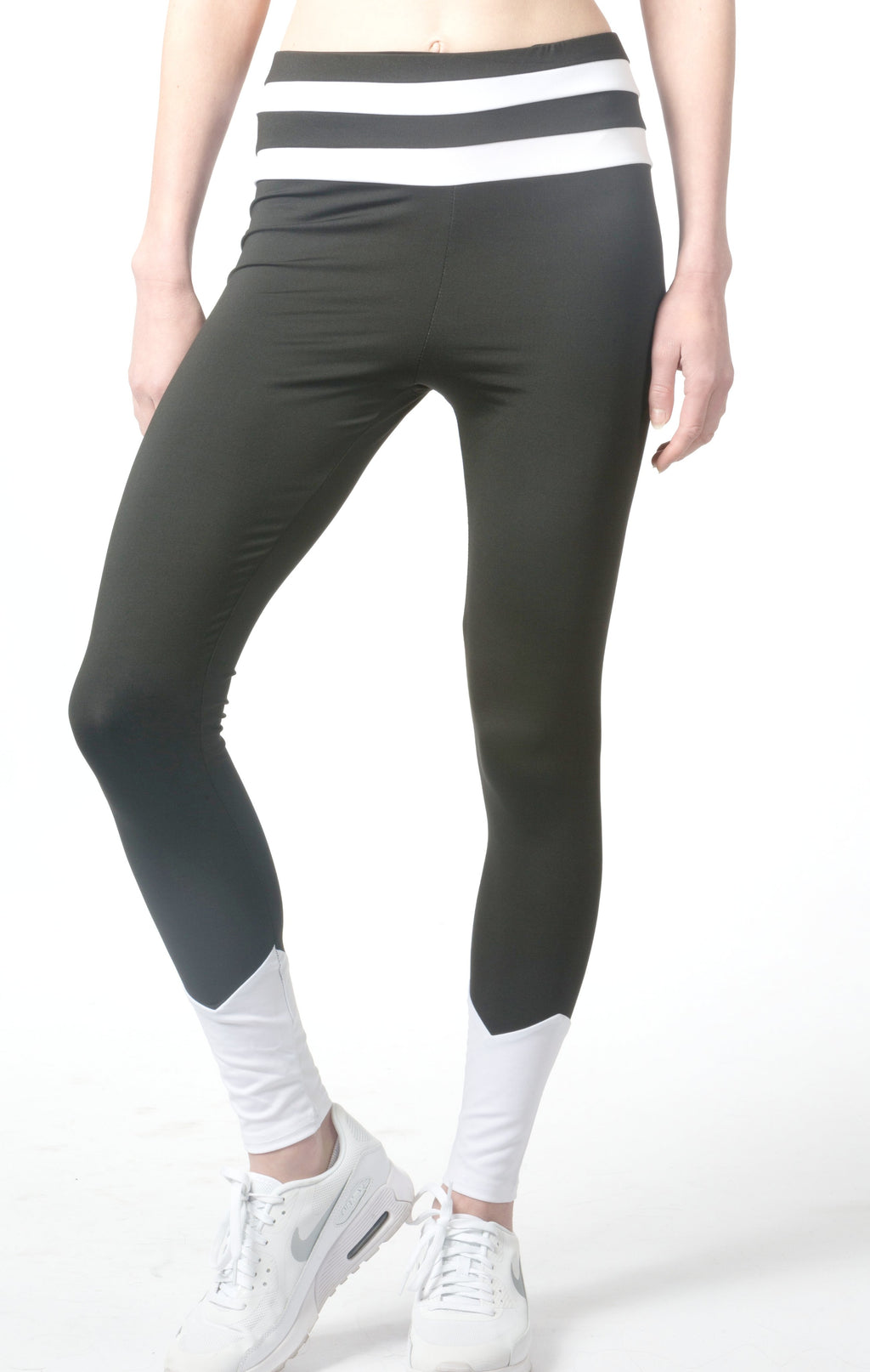 Women's Four Way Stretch Activewear Slim Legging Yoga Pants ITEM NO:EM180016