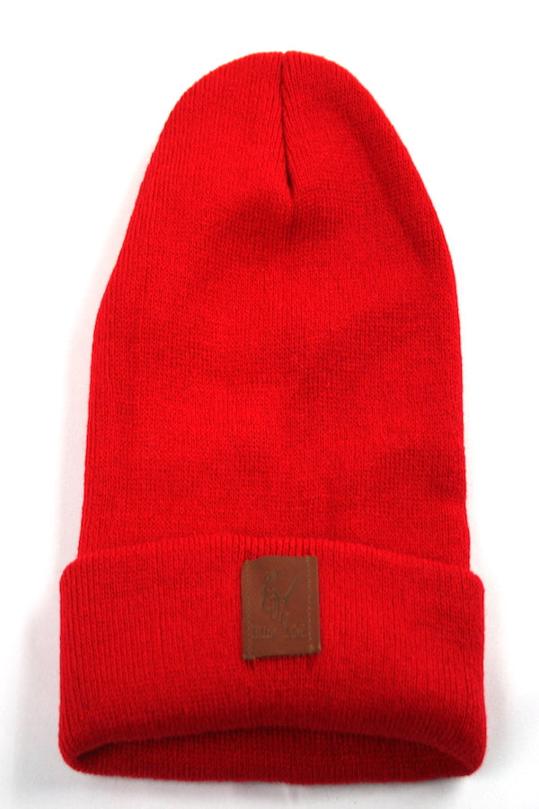 red christmas beanies red hat warm wool hat