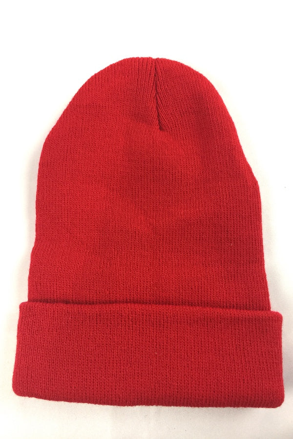 vixen red beanies