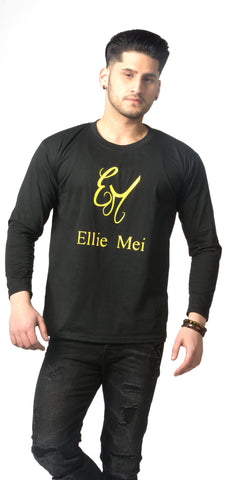 Ellie Mei Unisex T-Shirt Sportswear .Couple Look Wear .Family Outfits  .Matching Outfits ITEM NO:EMS7