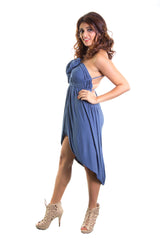 Ellie Mei Women's Multiple Ways To Wear Magical  Dress .Wrap Dress .  KHL-EM7 INFINITY
