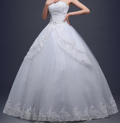 Ellie Mei Women's Wedding Princess Dress ITEM NO:EMW100013