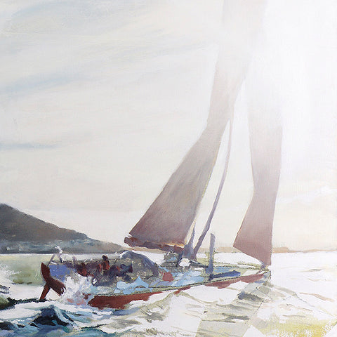 Sunshine, Cape Town, ocean racing, volvo, cape of storms, sailing