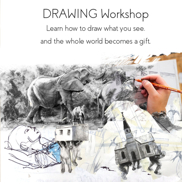 Online Drawing Workshop