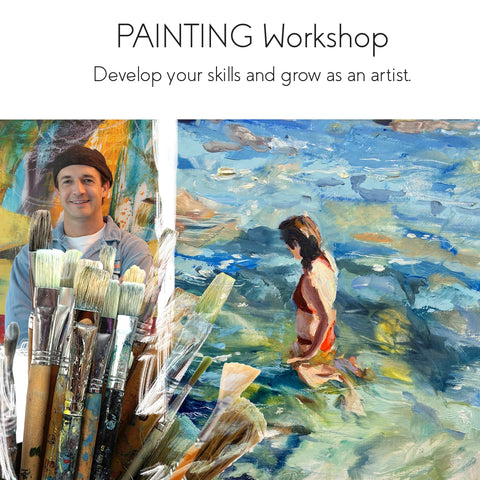Online Painting Workshop