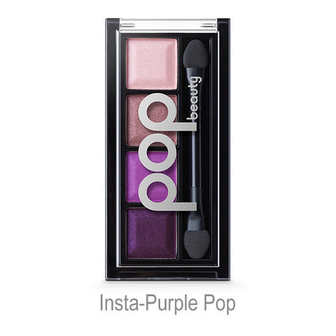 Pop Beauty Insta-Eye Palette - Insta-Purple Pop