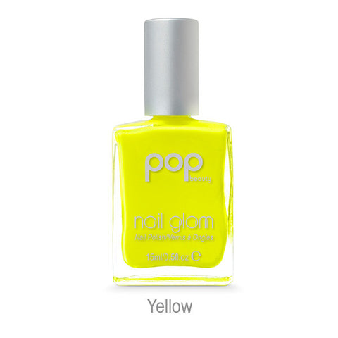 POP Nail Glam - Yellow