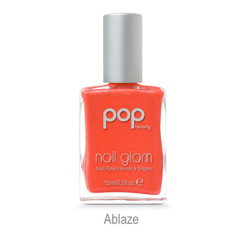 Nail Glam in Ablaze