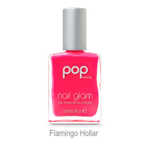 POP Nail Glam - Flamingo Hollar