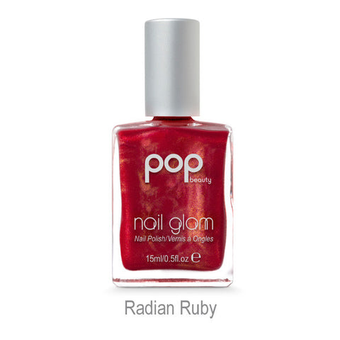 Nail Glam in Radiant Ruby