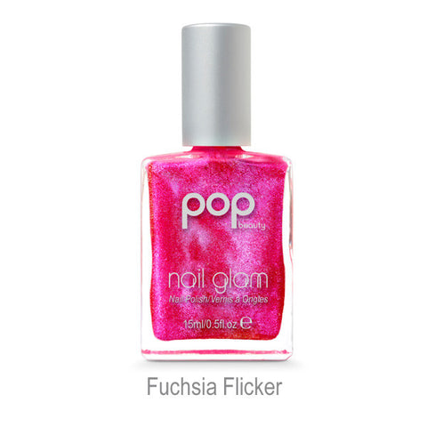POP Nail Glam - Fuchsia Flicker