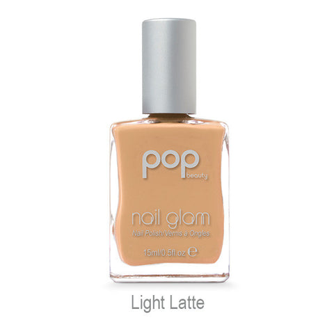 POP Nail Glam - Light Latte